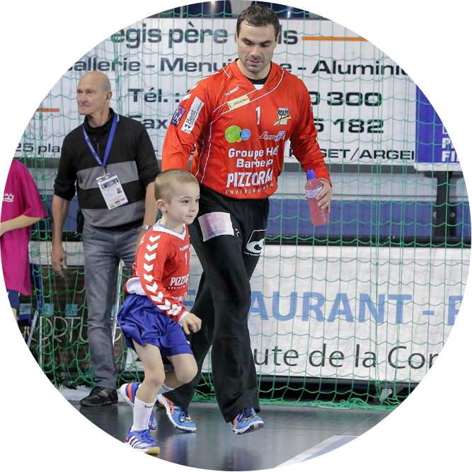 Slavisa Djukanovic | Handball Goalkeeper – Srvhb Vs Cesson By ML Terrier le 10 décembre 2014