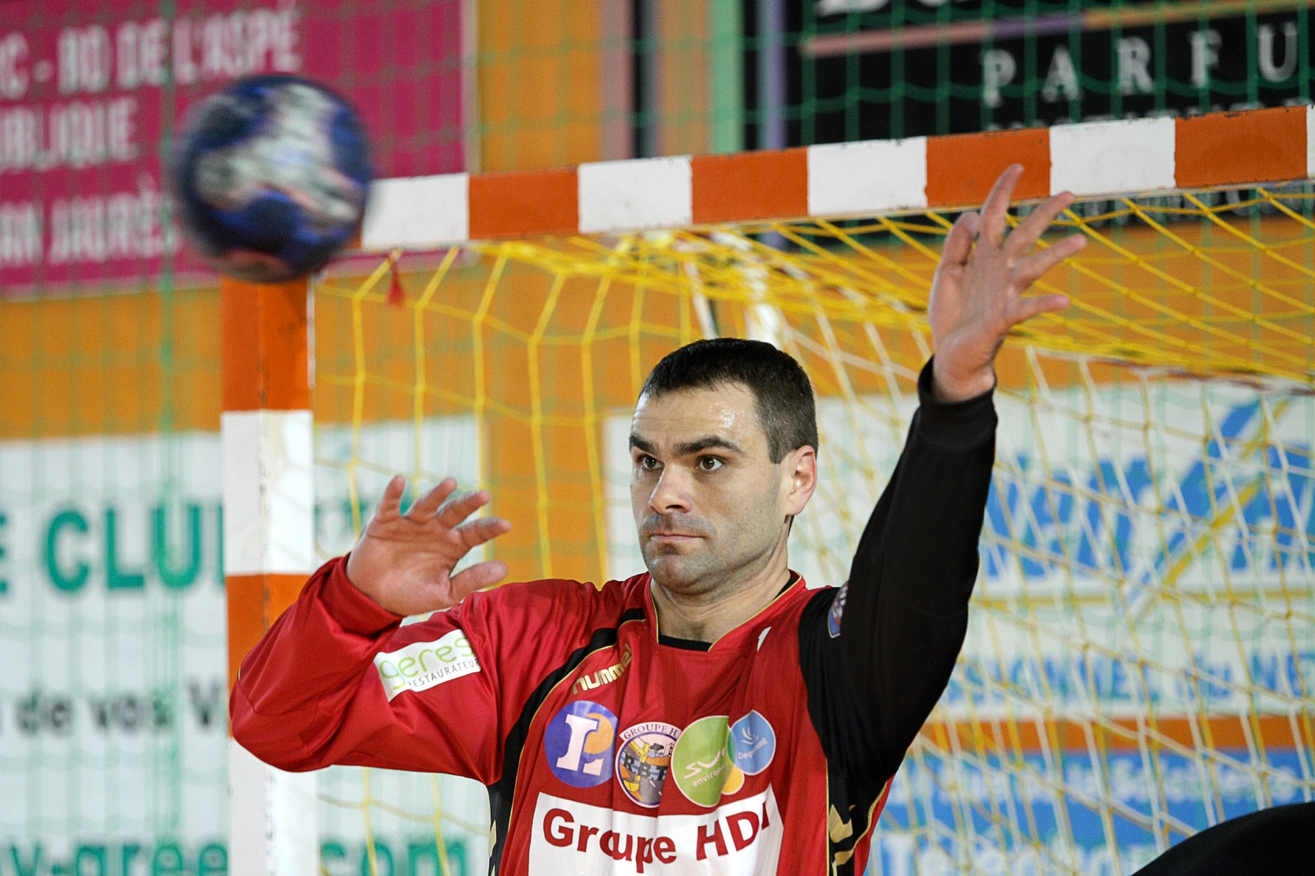 Slavisa Djukanovic | Handball Goalkeeper SRVHB by ML Terrier le 23 octobre 2010