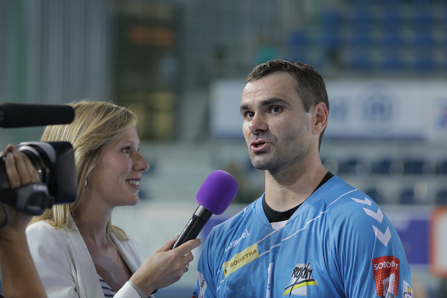 Slavisa Djukanovic | Handball Goalkeeper SRVHB by ML Terrier le 18 septembre 2014