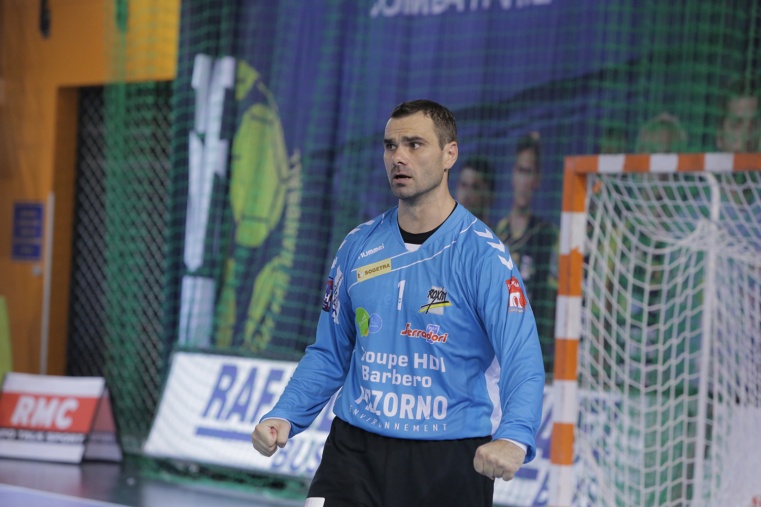 Slavisa Djukanovic | Handball Goalkeeper SRVHB by ML Terrier le 21 septembre 2014