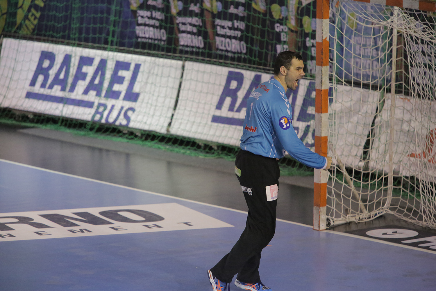 Slavisa Djukanovic | Handball Goalkeeper SRVHB by ML Terrier le 23 décembre 2014