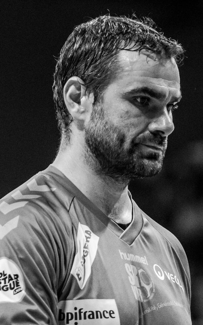 Slavisa Djukanovic | Handball Goalkeeper By Fabien Jordhery le 28 août 2016