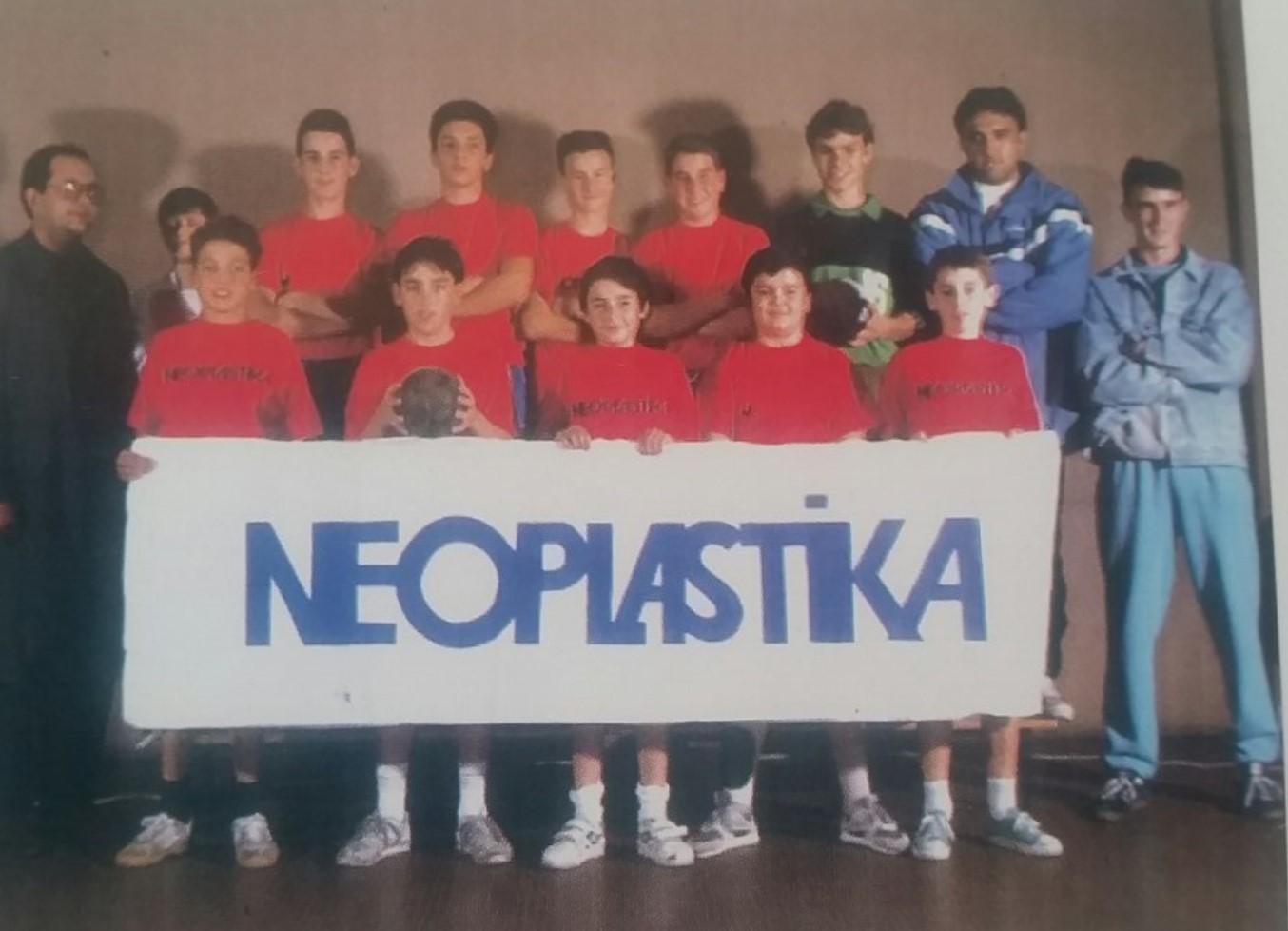 Slavisa Djukanovic | Calendrier mini handball | minirukomedijada 1993