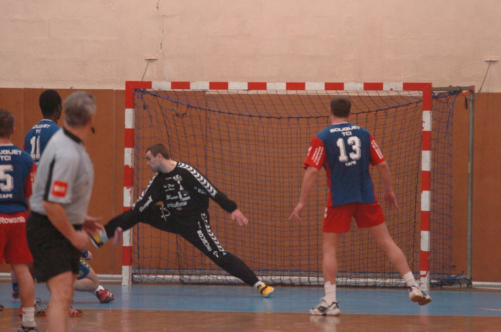 Slavisa Djukanovic | Handball Goalkeeper - SMV-SRVHB - 29 janvier 2006 by S. Fillastre