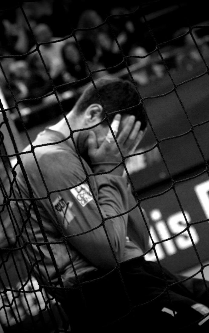 Slavisa Djukanovic | Handball Goalkeeper By Gaëlle Louis le 3 février 2014