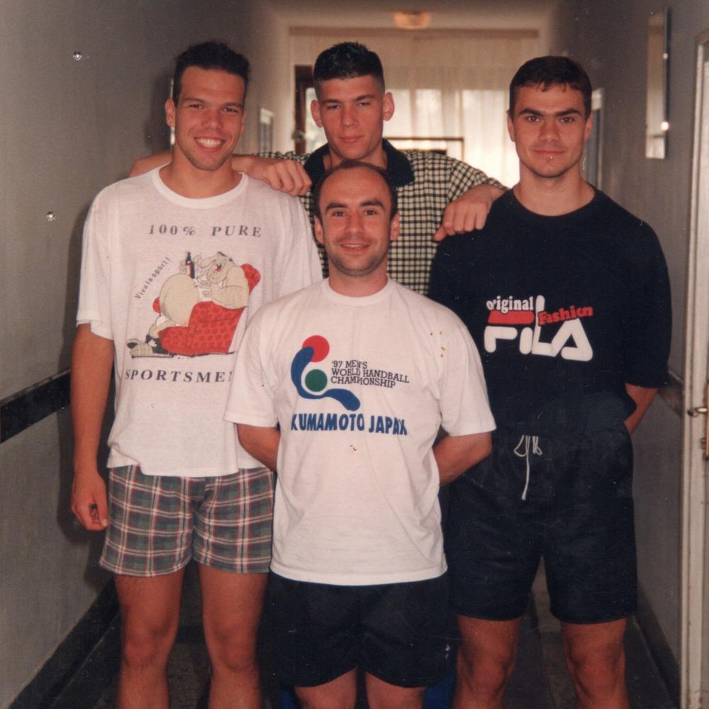 Slavisa Djukanovic Jeune | Handball Serbie