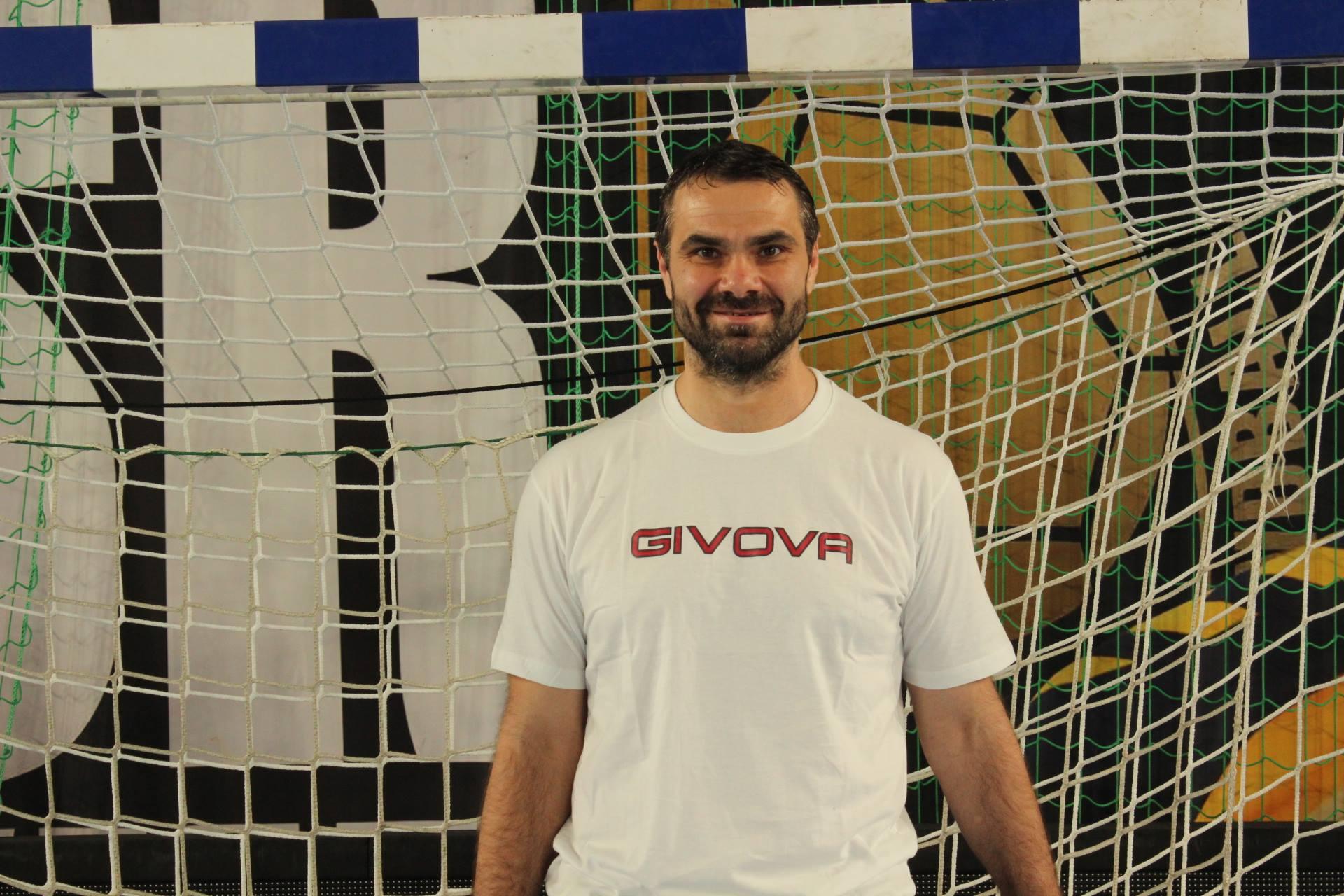 Slavisa Djukanovic | Ambassadeur Givova Handball